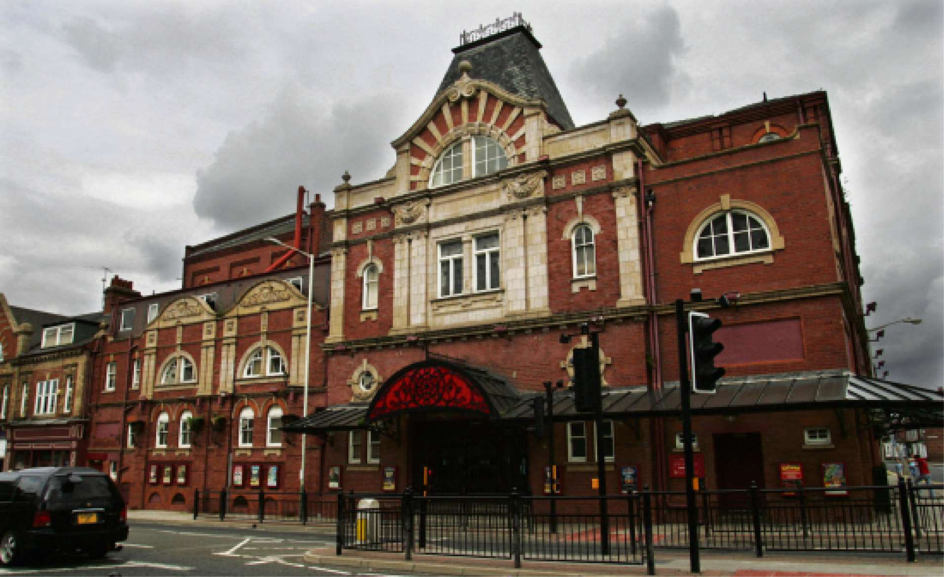 MISSED OUT: Darlington Civic Theatre