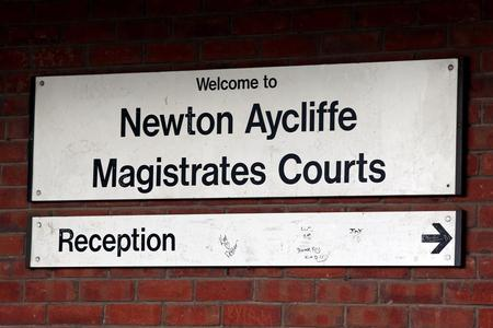 SUSPENDED SENTENCE: Alan Davies, 28, of Selbourne Terrace, Darlington was given a suspended sentence after admitting affray