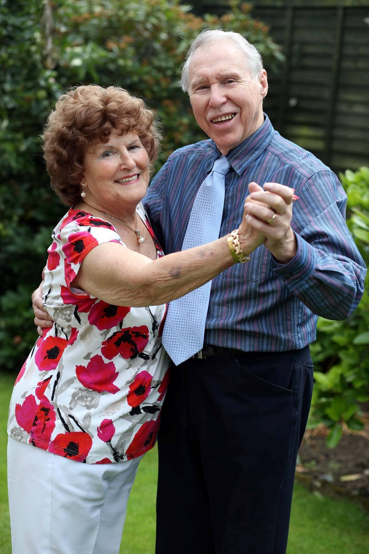 Darlington couple still in step after 60 years
