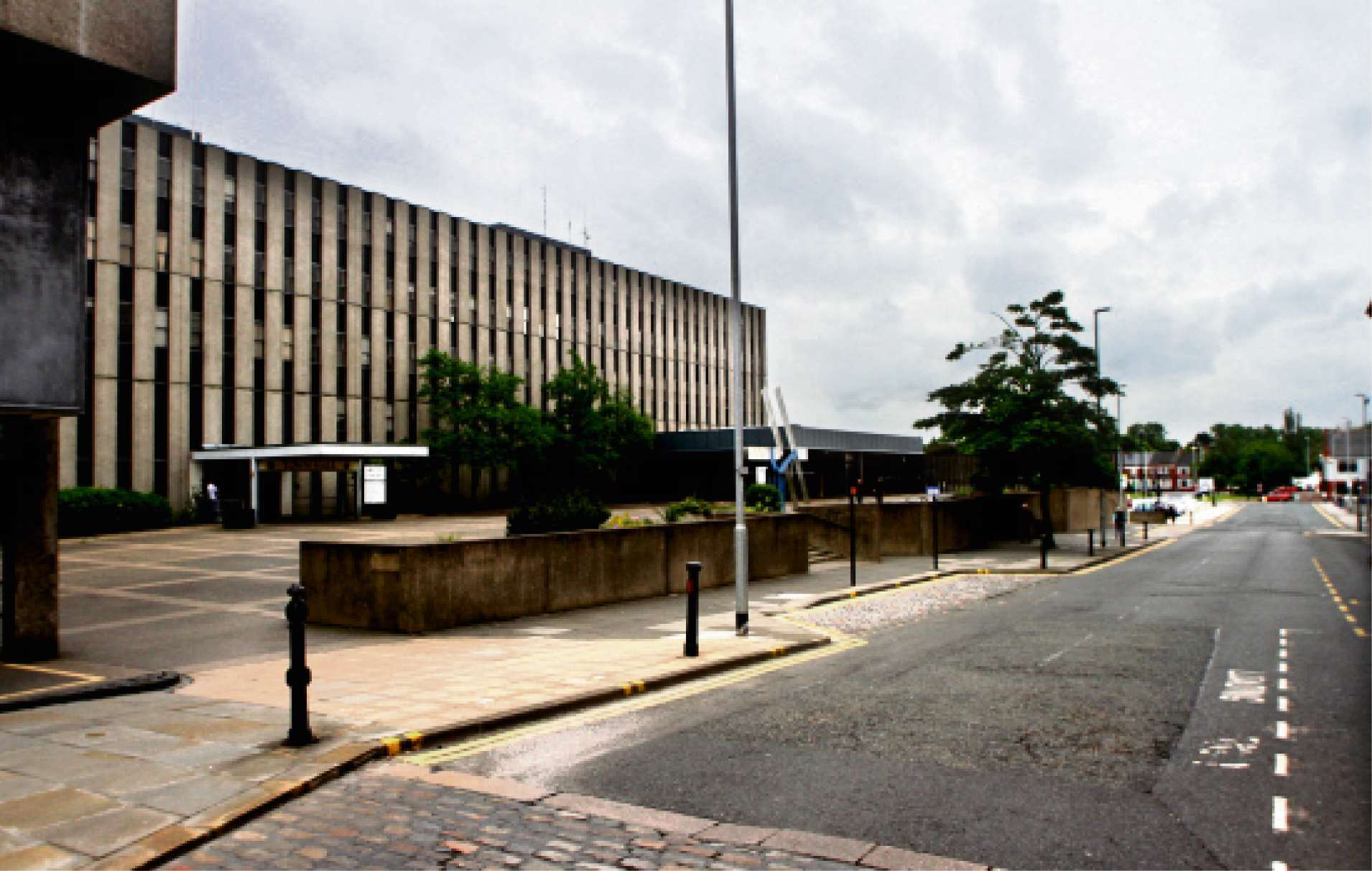 PLANNING MATTERS: Darlington town hall, where council planning officers have agreed an extension to the Neasham Road gypsy site