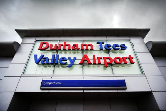 FUTURE PLANS: Bosses at Durham Tees Valley Airport have disagreed with parish council plans to influence their development