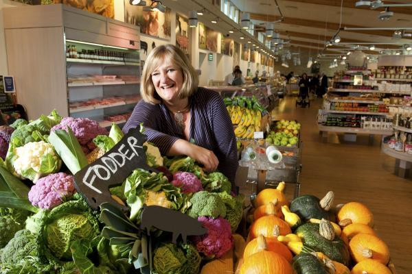 GROWING: Heather Parry believes a second Fodder will open in the next few years
