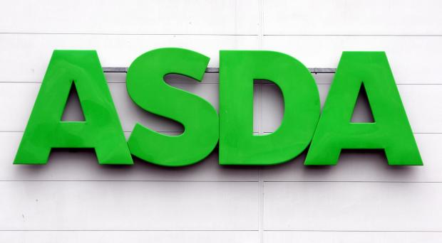 Kai David Anderson used a large rock and a shopping trolley to smash his way into the Asda store, in Portrack Lane, Stockton