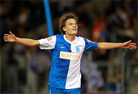 DONE DEAL: Jelle Vossen has joined Middlesbrough on a season-long loan from Genk