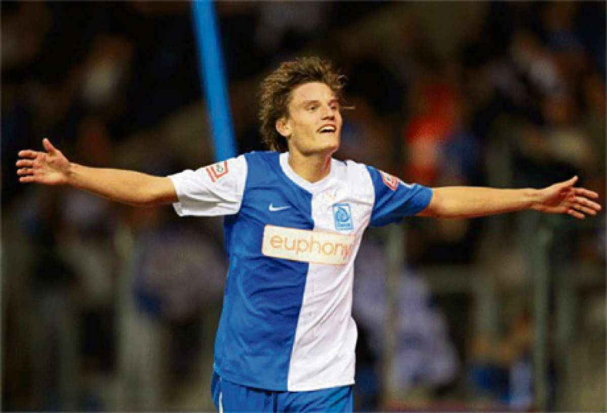 HIGH VALUATION: Middlesbrough have instructed Genk to dramatically reduce their asking price for striker Jelle Vossen