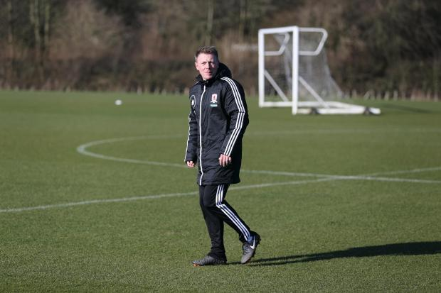 IMPROVEMENTS REQUIRED: Craig Hignett admits Middlesbrough have to step up in standard when they return to action in Spain this afternoon
