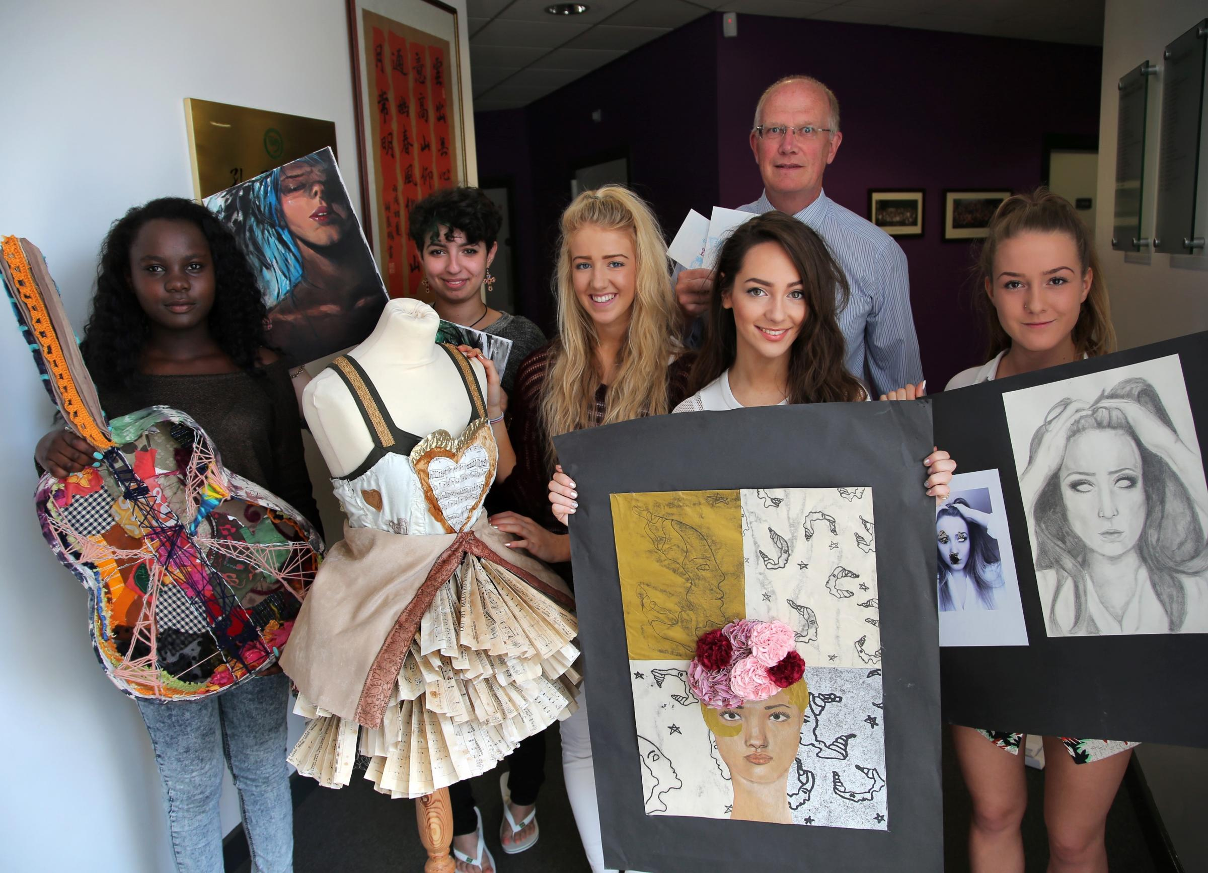Students' talents showcased at annual summer show