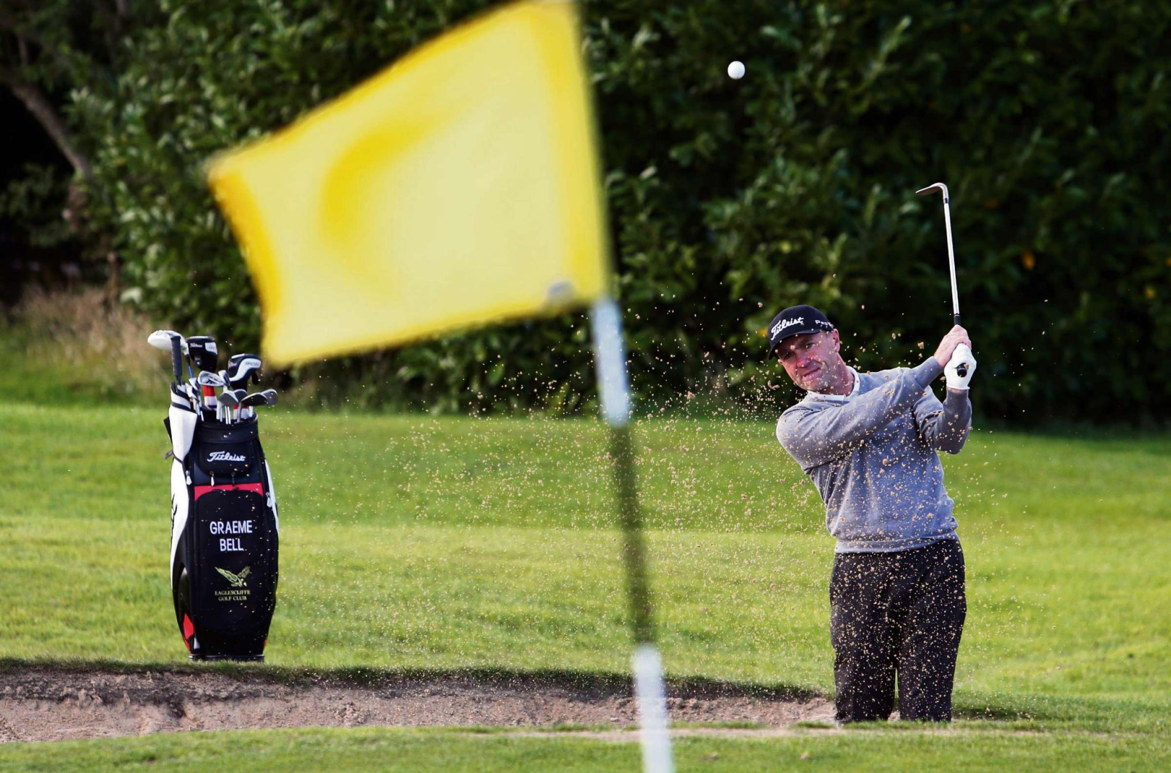 GOLF TOURNAMENT: Eaglescliffe Golf CLub is one of four courses bei