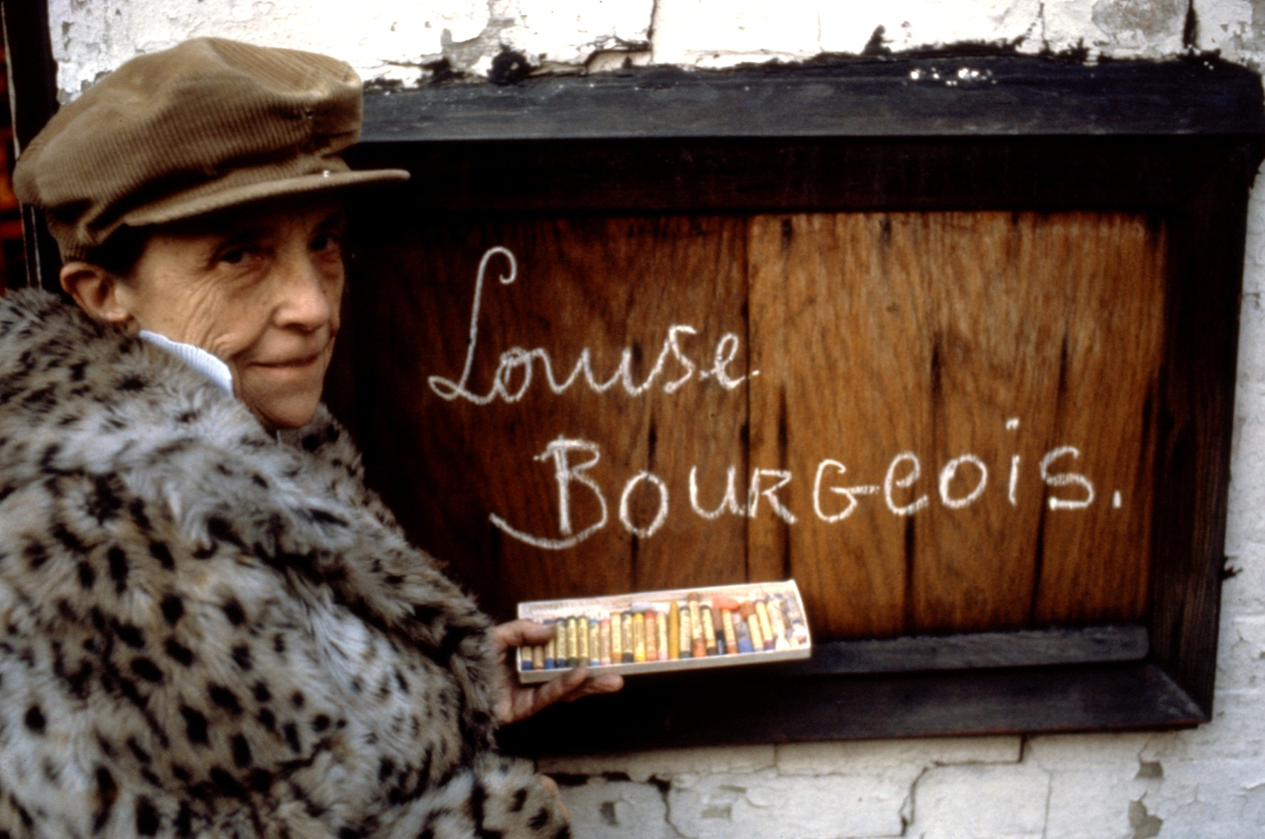 SURREAL artist Louise Bourgeois is being pres