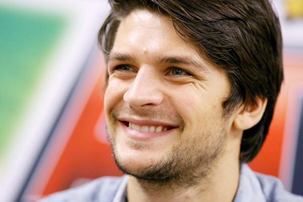 BORO GREETING: George Friend