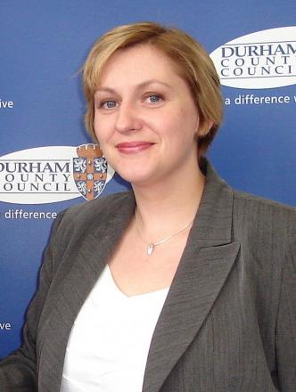 Rachael Shimmin, Durham County Council's corporate director of children and adults services
