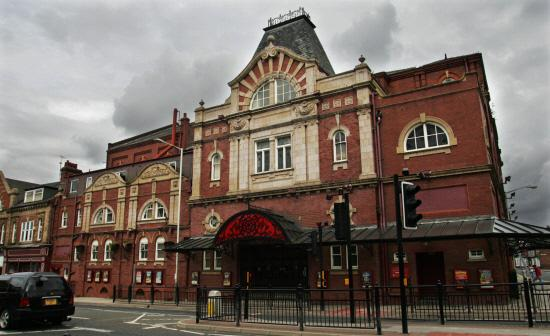 ON TRACK: Darlington Civic Theatre, which will work in partnership with Theatre Hullabaloo to create a specialist children's theatre