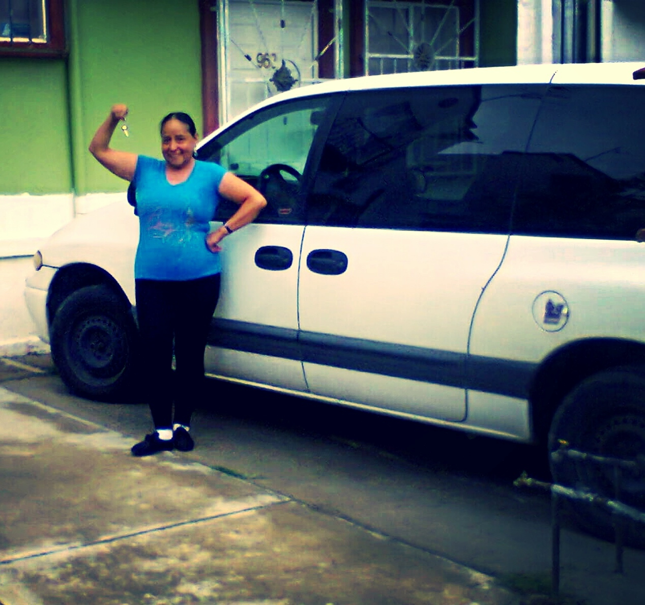 Mexican dancer shows her devotion to dance by selling her car to travel to the UK