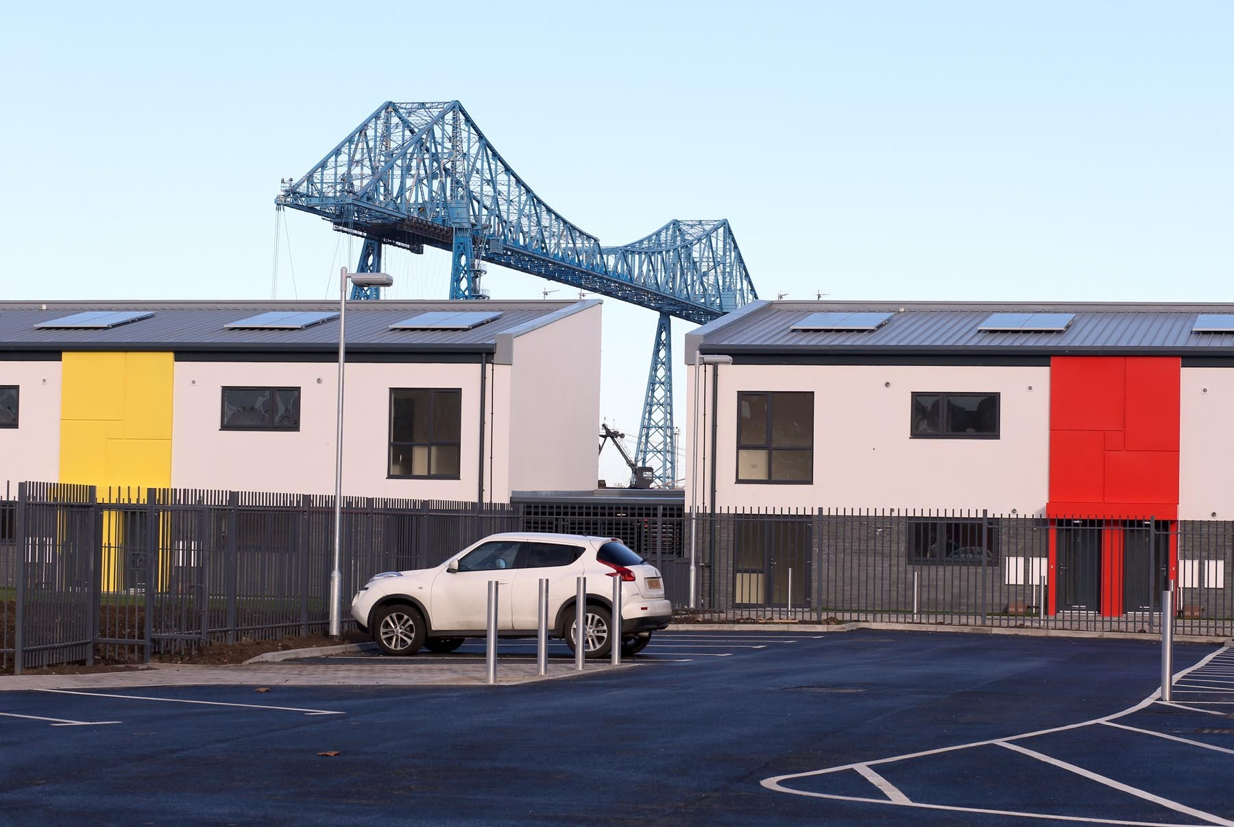 AMBITIOUS PLANS: The Gateway which is part of Middlesbrough Council's Middlehaven project.