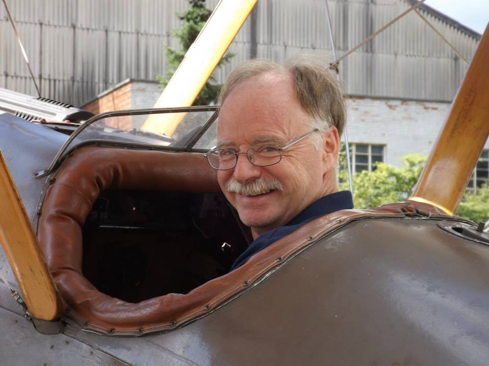Aviation enthusiast to recreate flight into wartime France