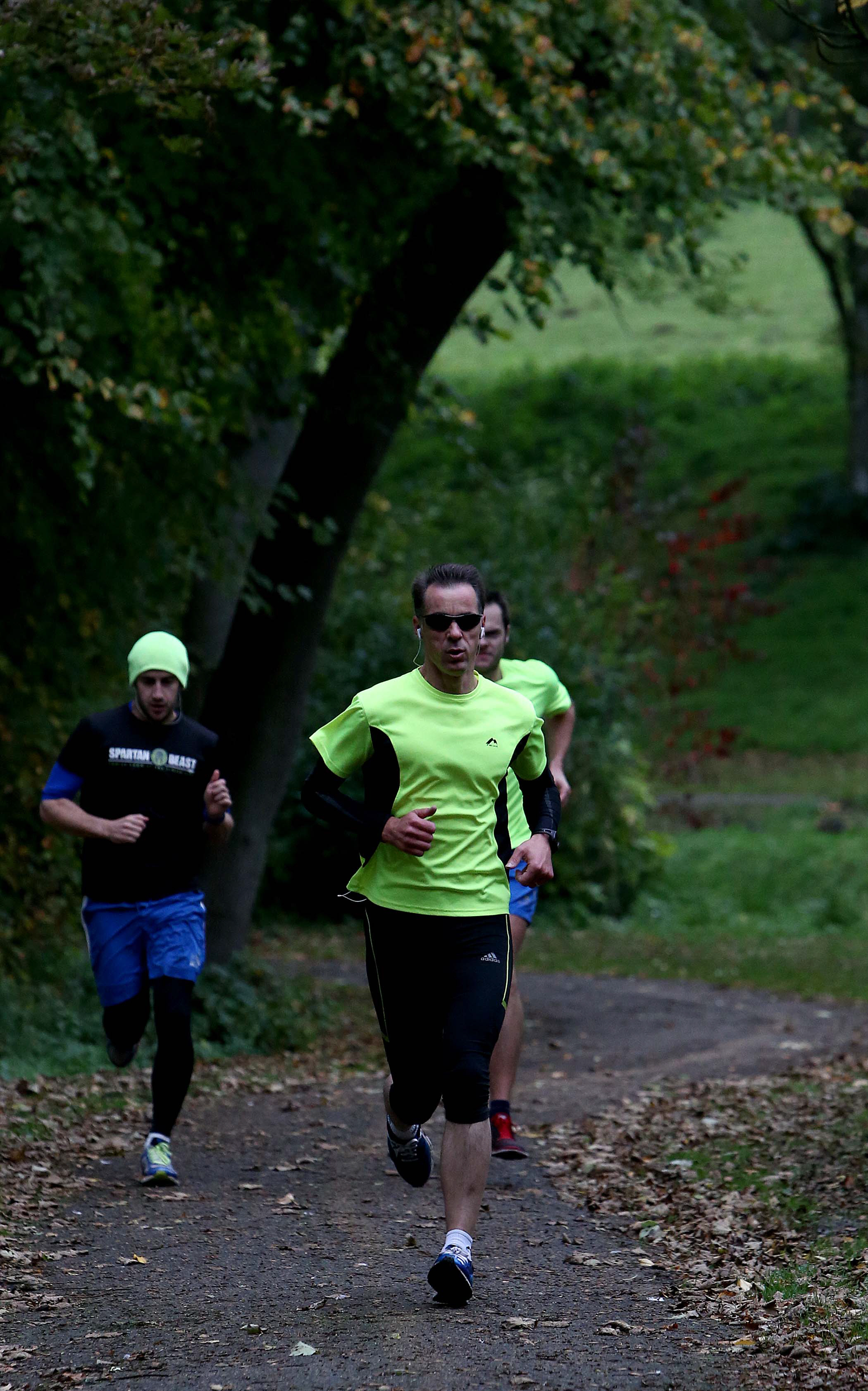 Durham County Council has launched 3-2-1 Run at Hardwick Park, near Sedgefield, in a bid to persuade more people to take up running