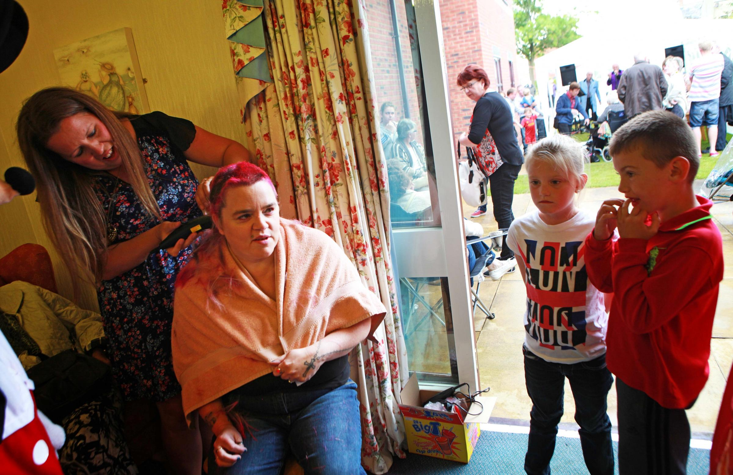 Care home fun day raises more than £500 for charity