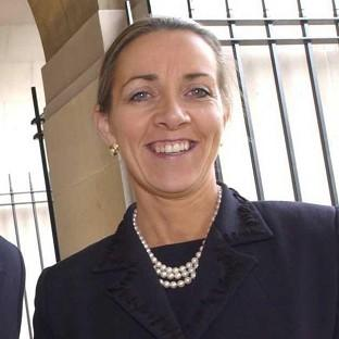 Rona Fairhead is to be th