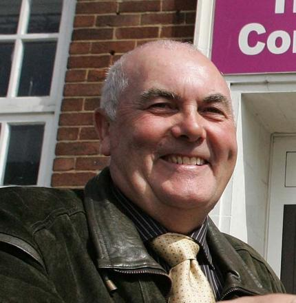 STOOD DOWN: Long-serving councillor Jim Grigg resigned as both chairman and councillor for Trimdon Foundry on Wednesday, August 27.