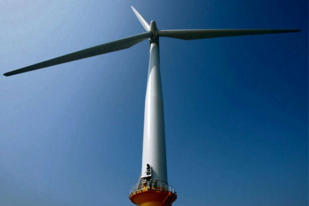 WIND TURBINE: Turbine on the outskirts of Guisborough approved.
