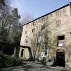 Darlington and Stockton Times: STOCKTON OFFICE TOCKETTS MILL NEAR GUISBOROUGH OPEN DAY WATER DRIVEN CORN MILL  PICTURED.............Tocketts water driven corn Mill near Guisborough. PIC DAVID WOOD 24-03-08 (10023124)