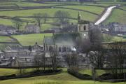 FUNDING PRESSURES: The government is investigating the cost of providing public services to rural areas such as Wensleydale