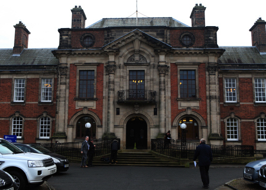 CHARGES: The Northallerton HQ of North Yorkshire County Council.