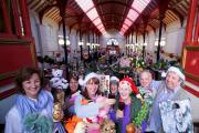 Christmas 2004 in Richmond indoor market. See FROM OUR ARCHIVE, below