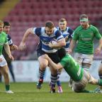 Darlington and Stockton Times: HOME WOE: Action from Darlington Mowden Park's home defeat on Saturday to Wharfedale. Picture: Mark Fletcher