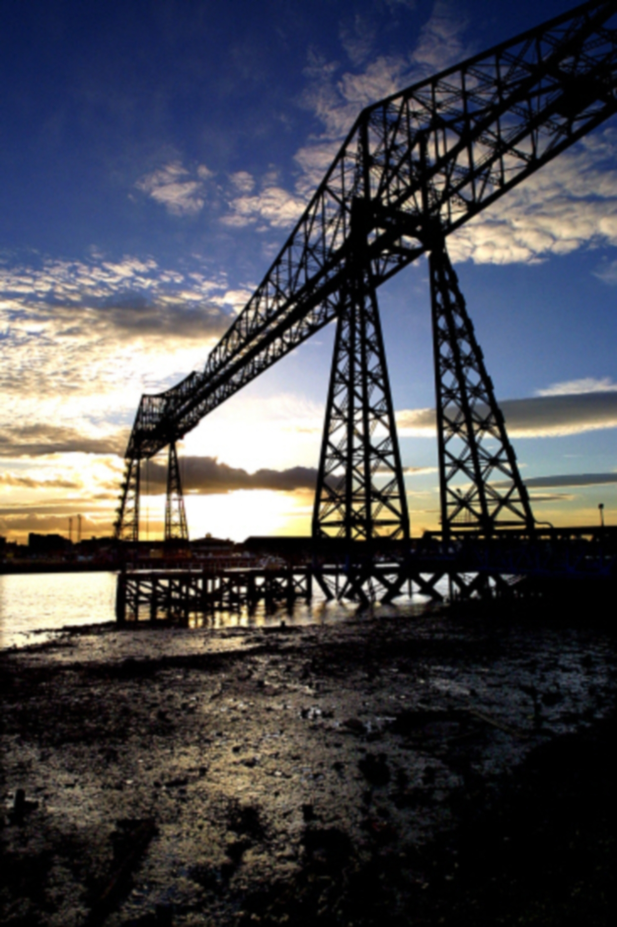 BRIDGE DELAY: It had been hoped that the Transporter Bridge in Middlesbrough would re-open this month following a £2.6 million Heritage Lottery Fund upgrade works and repainting of the structure, supported by Local Transport Plan funding.