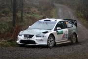 STEPHENSON'S ROCKET: Peter Stephenson who won last year's Riponian Rally will defend his title	Picture: Marcus Andrews