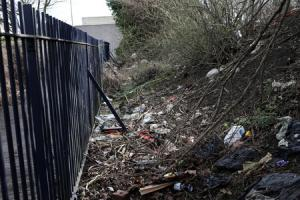 'Eyesore' patch of land that has become a haven for litter louts to be cleaned up by the council after complaints