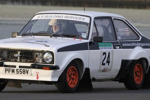 Northallerton father and daughter combination are the ones to follow in Lincolnshire rally