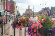 CELEBRATED: People, places and events important to Stockton could be celebrated by a cast bronze plaques which will be set into the high street's granite paving.