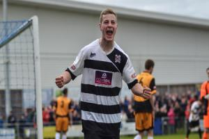 Teenagers do Darlington proud in the first-team's absence