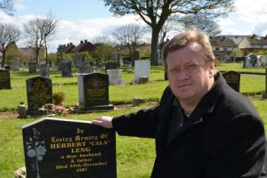 Son's anger over extra burial charge for mother