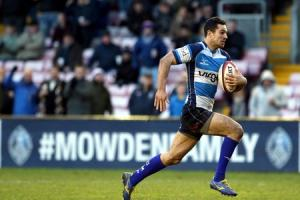 Mitchell leaves Mowden