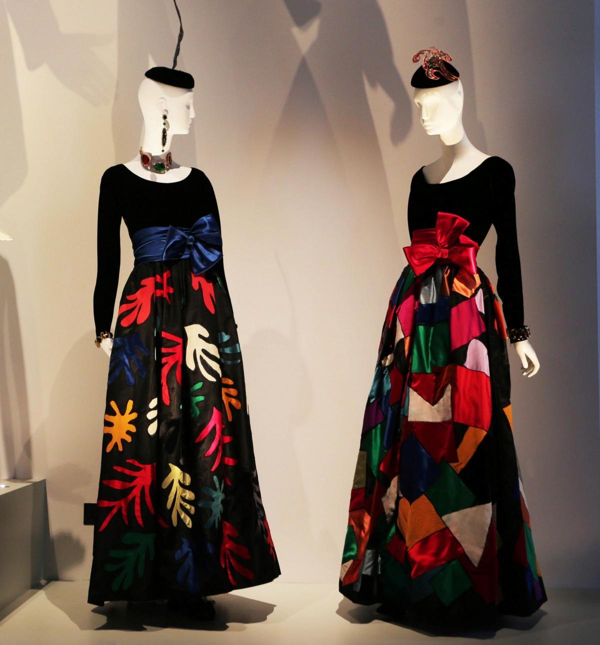 7ab87fbdd14 Review: Yves Saint Laurent – Style is Eternal, Bowes Museum, Barnard Castle