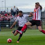 Darlington and Stockton Times: Leaving: Connor Wickham played for Sunderland against Darlington this summer but he is set for London move