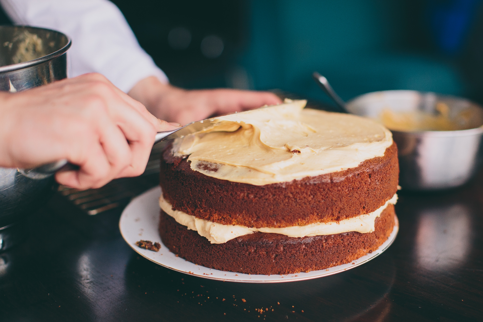 Toffee And Date Cake Darlington And Stockton Times