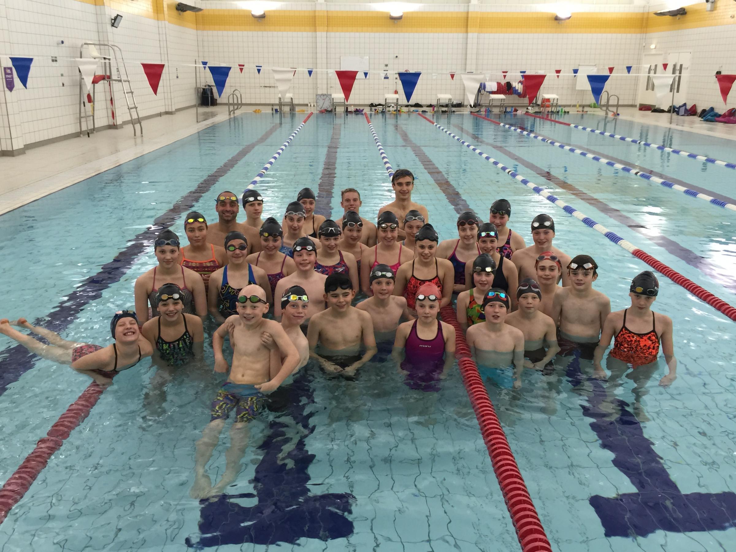 swimming amateur club