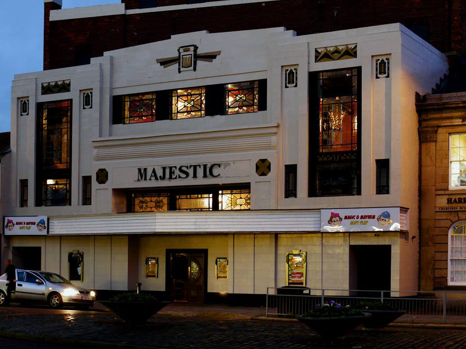 Iconic Darlington Building Restored To Its Art Deco Former Glory With New  Bar And Lounge