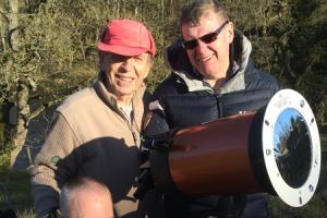 New telescope to help Teesdale astronomers with community project