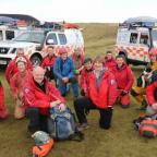 Darlington and Stockton Times: Swaledale Mountain Rescue Team