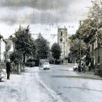 Darlington and Stockton Times: Wath in September 1966 – this picture was taken to mark the village's success in the Best Kept Village competition, despite the earlier fears of local councillors