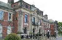 County Hall, Northallerton was a hospital and a school during the First World War