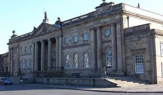 York Crown Court, where sex offender David Gaertner has been warned he faces a jail term