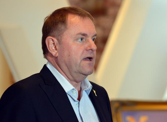 Welcome to Yorkshire boss Sir Gary Verity