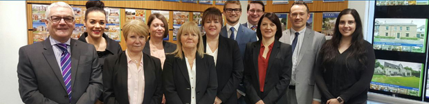 Darlington and Stockton Times: JW Wood Durham Sales Staff