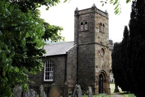Church at Ingleby Arncliffe. Picture: STUART BOULTON